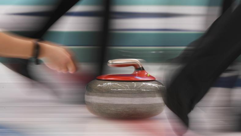 Curling nie jest w Polsce popularnym sportem