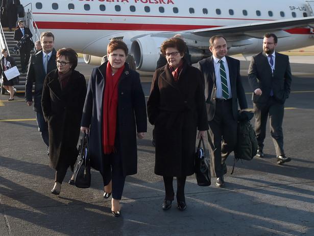 Szefowie rządów Polski, Czech, Słowacji i Węgier mają rozmawiać między innymi o brytyjskich postulatach dotyczących reformy Unii Europejskiej oraz o kryzysie migracyjnym.