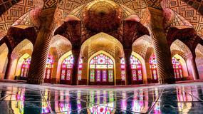 Meczety Iranu, czyli kolory, światło i symetria na zdjęciach Mohammada Rezy Domiri Ganjiego