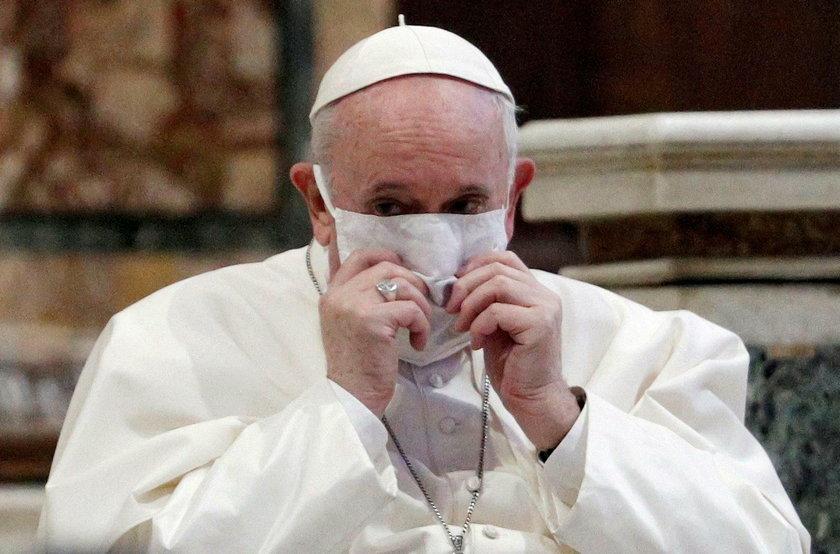 Watykan: na COVID-19 zmarł lekarz papieża Franciszka Fabrizio Soccorsi