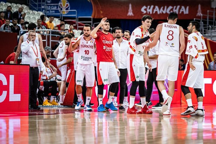 Košarkaška reprezentacija Turske