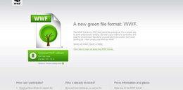 WWF, czyli PDF-y dla zielonych. Niekoniecznie dla ekologów