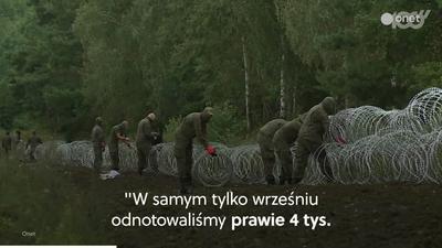 Onet Rano #Wiem: Miłosierdzia na granicy nie ma. Przynajmniej ze strony państwa polskiego