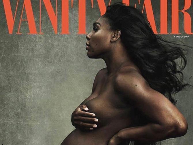 Porodila se Serena Vilijams