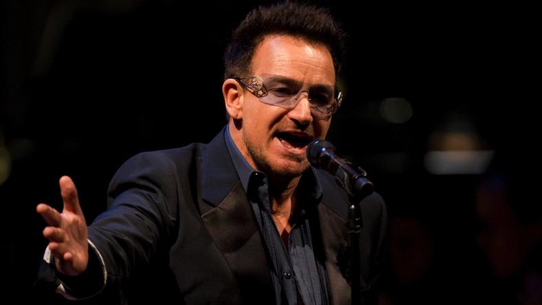 Bono dwadzieścia lat później