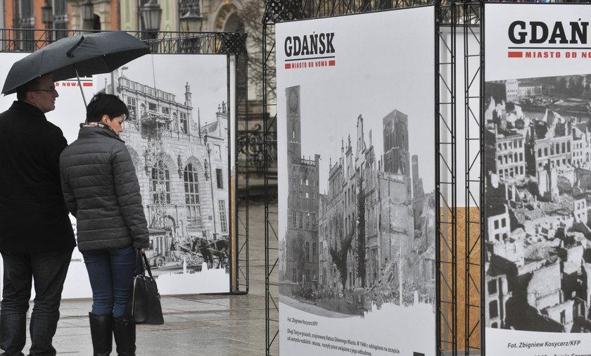Wystawa w Gdańsku