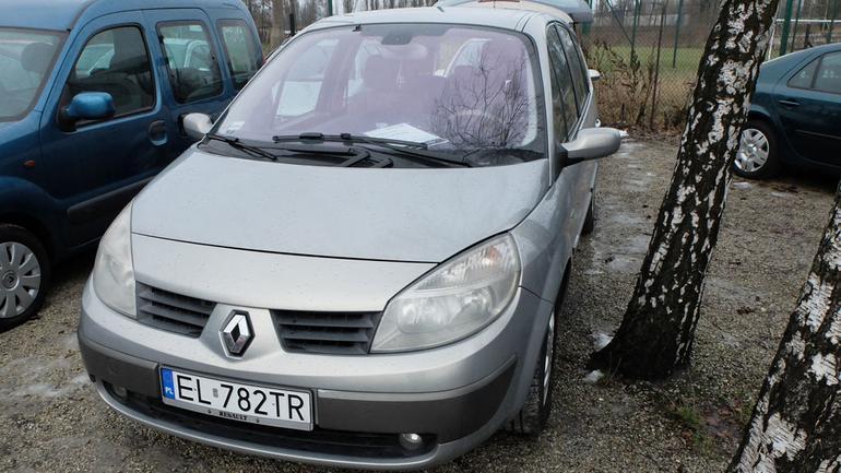 Używany Renault Scenic