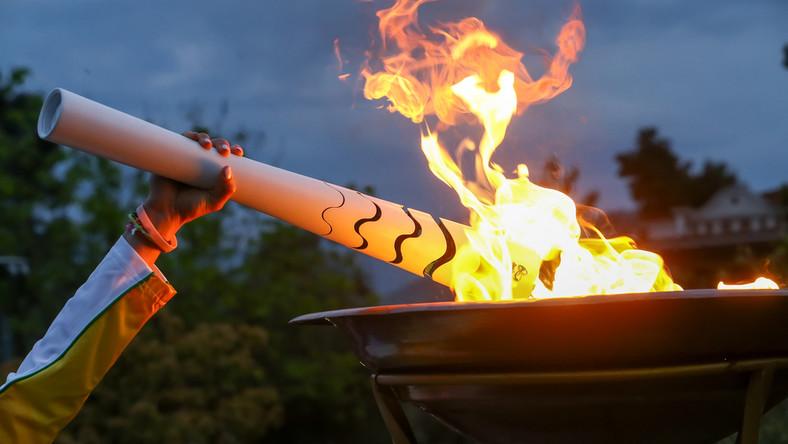 Ogień olimpijski