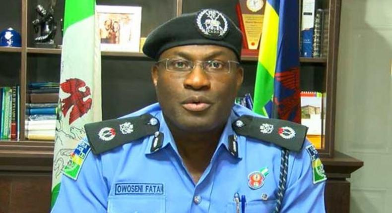 Lagos State Police Commissioner, Fatai Owoseni.