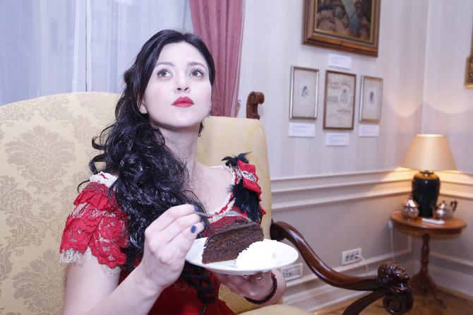 Tajna torte je u nekoliko kapi armanjaka, najfinijeg francuskog pića
