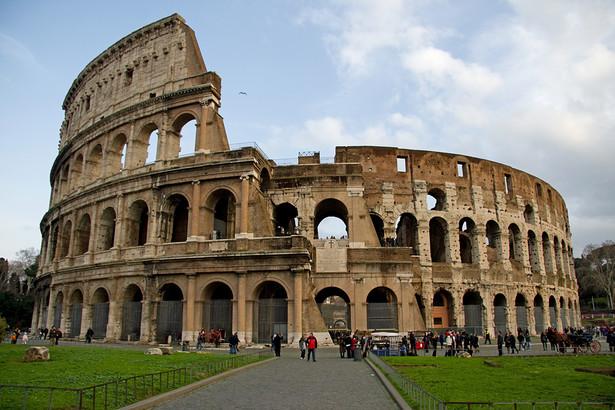 Koloseum we Włoszech, fot. Sandra van der Steen