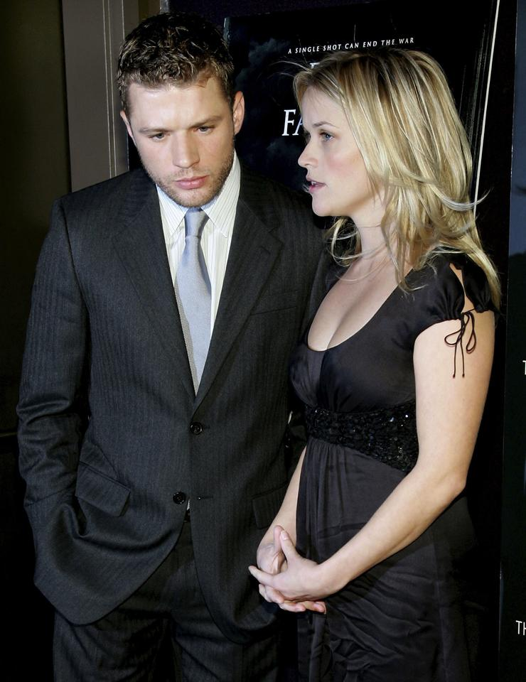 Ryan Phillippe i Reese Witherspoon