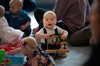 Nowa Zelandia: książę George z pierwszą oficjalną wizytą