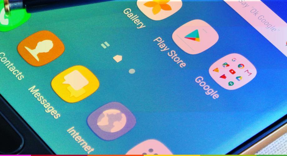 Video: Samsung zeigt Galaxy Note 7 mit Iris-Erkennung
