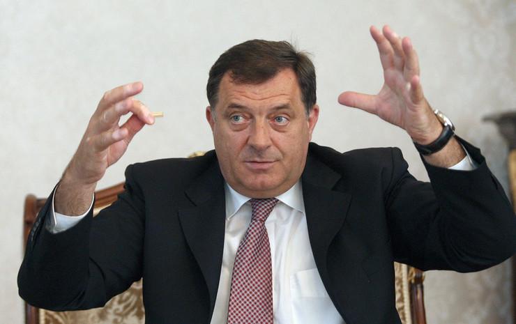 Federacija neka slavi šta hoće, ali se za praznike BiH moramo dogovoriti:Milorad Dodik