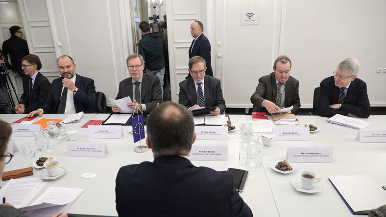Spotkanie Komisji Weneckiej z RPO