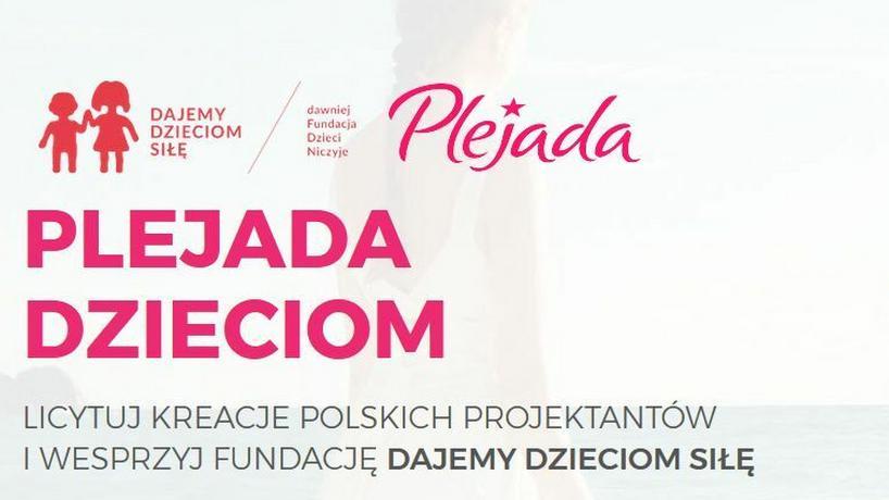 Pożegnanie lata z Plejadą - aukcja