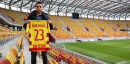 Ariel Borysiuk. Chciałodejść z Mołdawii