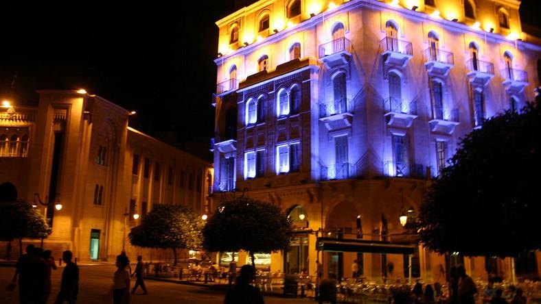 Liban Dla Smakoszy Podróże
