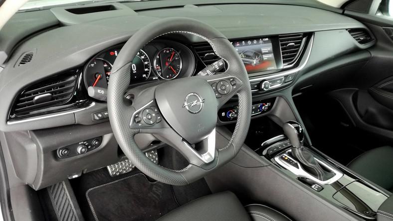 Opel Insignia Grand Sport Exclusive