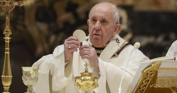 Papież Franciszek: umrę w Rzymie, nie wrócę do Argentyny - Wiadomości