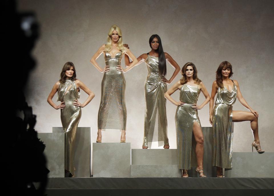 Pokaz Versace