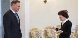 72. rocznica śmierci bohatera. Prezydent spotkał się z jego córką