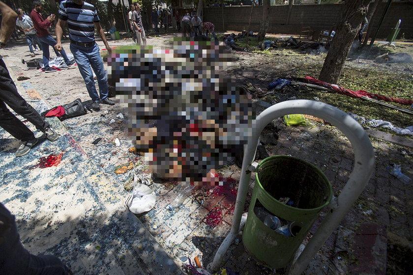 Zamach terrorystyczny w Turcji! Wielu zabitych!
