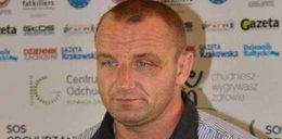 Pudzianowski ze śliwą pod okiem. Foto