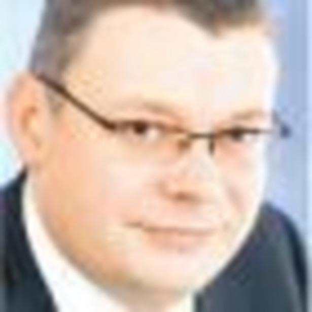 """Marcin Piasecki, publicysta """"Dziennika Gazety Prawnej"""""""