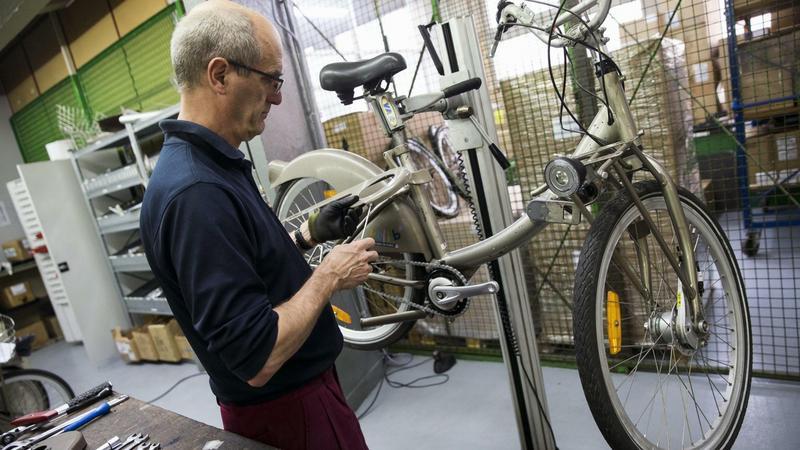 Przegląd roweru po zimie