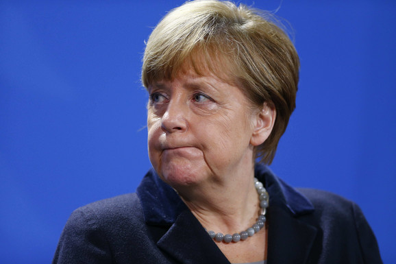 Angeka Merkel