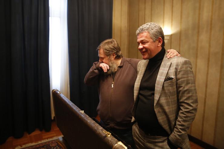 Nikola Pejaković i Nebojša Glogovac