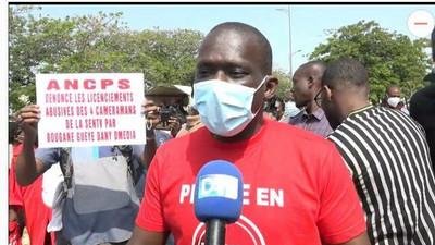 Sit-In de la Presse : Plaidoyer pour la sécurité des journalistes
