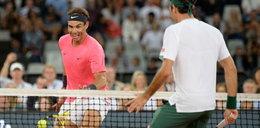 Roger Federer i Rafael Nadal zagrali przed największą widownią w historii tenisa
