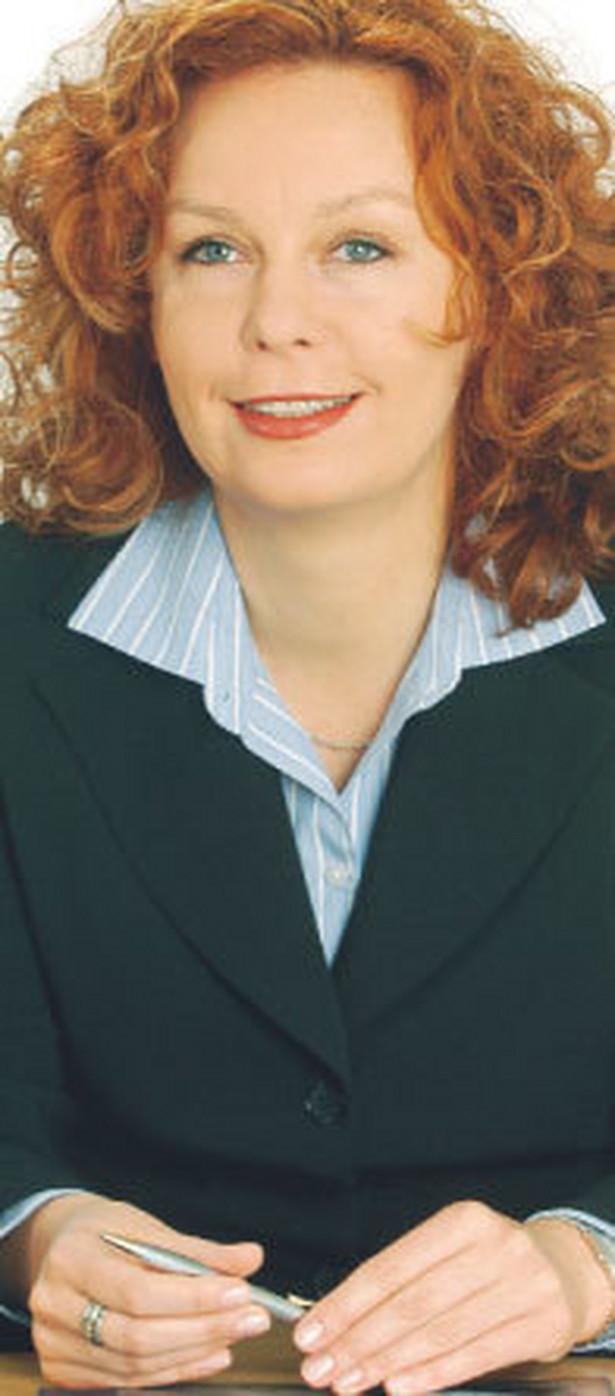 Joanna Stawowska, partner w Deloitte Doradztwo Podatkowe Fot. Arch.