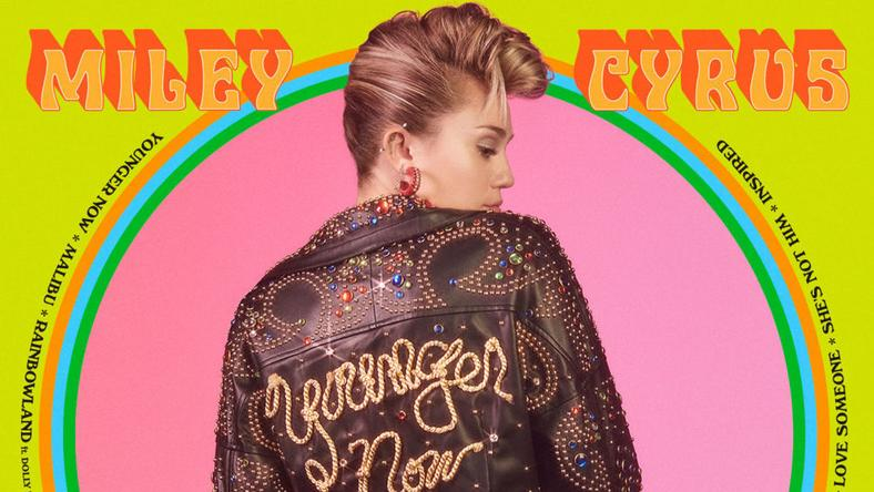 """MILEY CYRUS - """"Younger Now"""""""