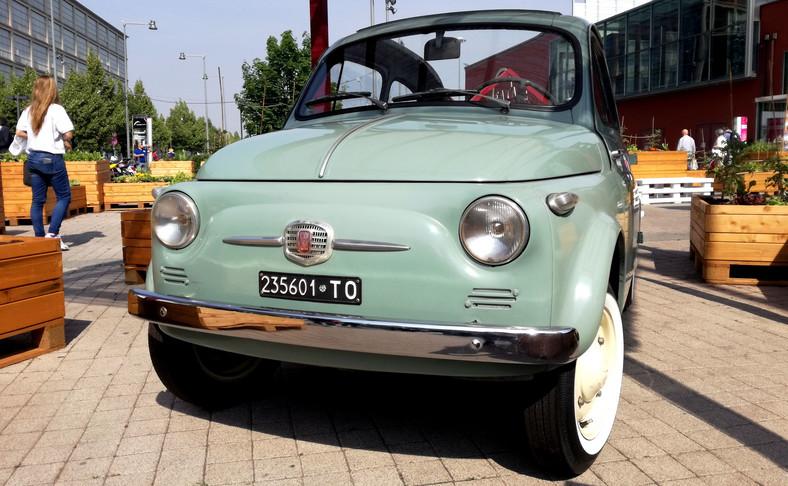 Oryginalny Fiat 500