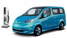 Światowy debiut Nissana e-NV200