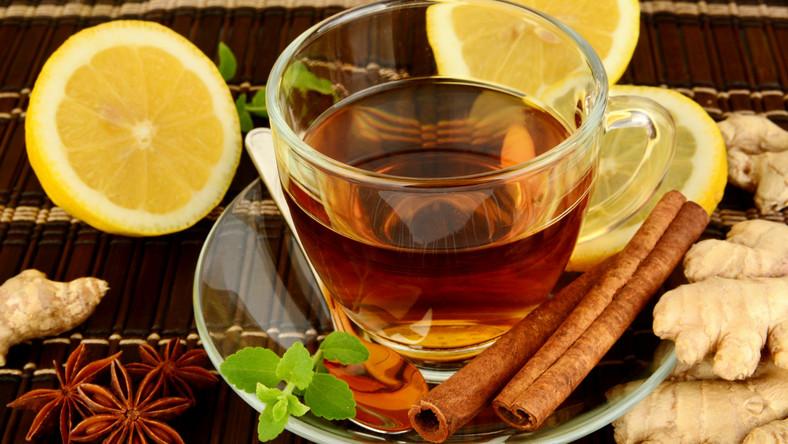 Herbata z przyprawami