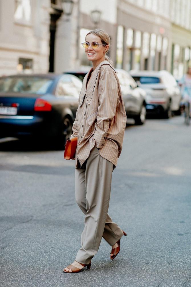 Pantalone slouchy kroja biće posebno popularne