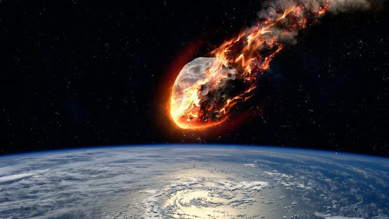 Straszna asteroida przeleci obok Ziemi w Halloween