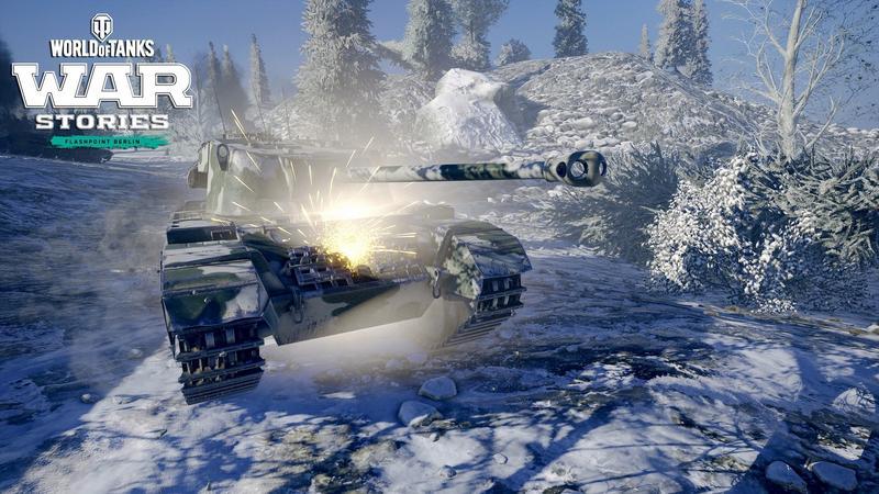 World of Tanks - 22 sierpnia na konsolach zadebiutuje kampania fabularna