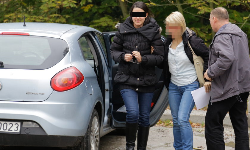Młoda matka, Joanna K. (24 l.), znęcała się nad swoją 4,5-miesięczną córeczką