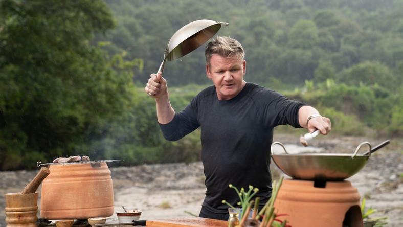 Gordon Ramsay: świat na talerzu