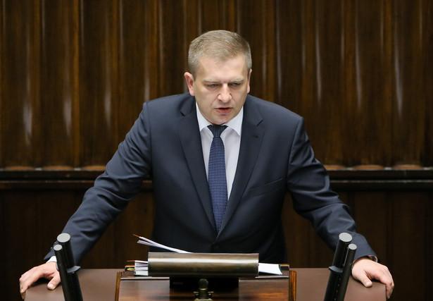 Bartosz Arłukowicz. Fot. PAP/Paweł Supernak