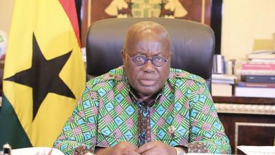 Akufo-Addo establishes 'COVID-19 Fund'; donates three months salary