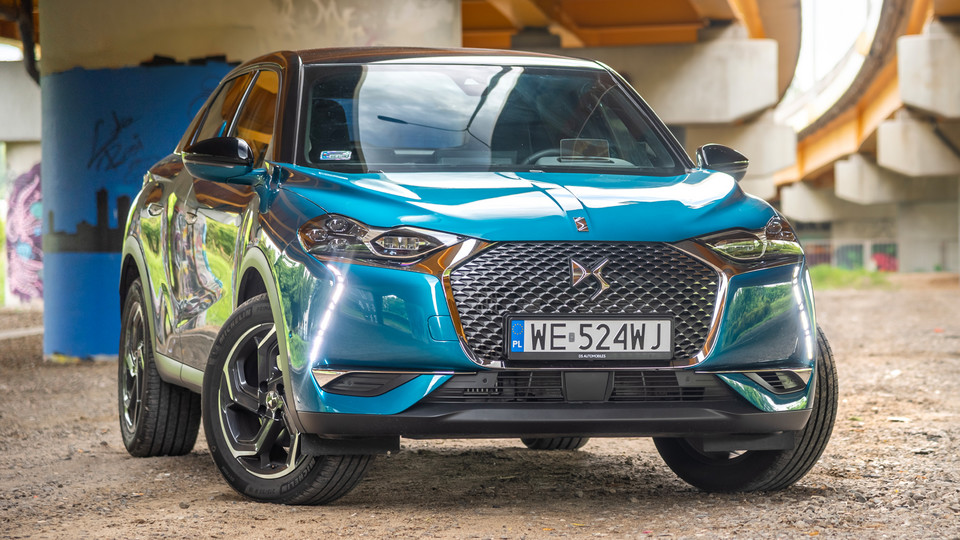 DS3 Crossback PureTech 130 Aut. Grand Chic | Test