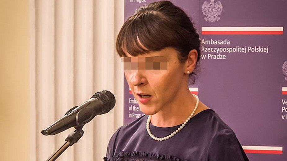 Była ambasador Barbara Ć.