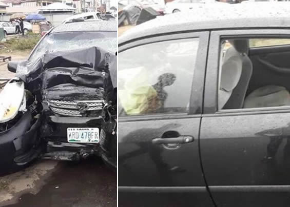 According to reports, Henry Okoro who was also known as HPmedia30, was on his way from an outing with his friends when the accident occurred [WithinNigeria]
